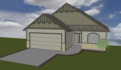 spokane house plan in Valley